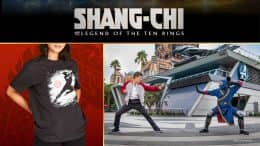 """""""Shang-Chi and The Legend of The Ten Rings"""" - New Merchandise and New Characters"""