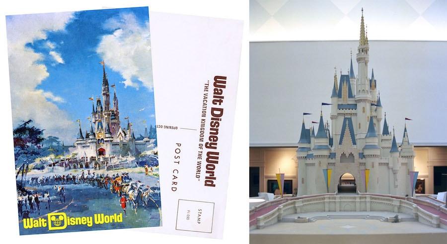 Postcard of Cinderella Castle