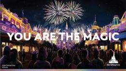 Rendering of 'Disney Enchantment' coming to Magic Kingdom Park