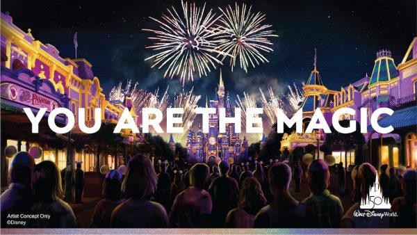 """Disney mostra bastidores de """"You Are th Magic"""" do novo show do Magic Kingdom"""