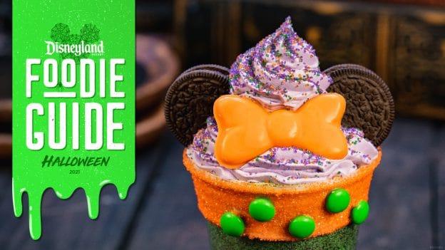 Disneyland Foodie Guide - Halloween 2021