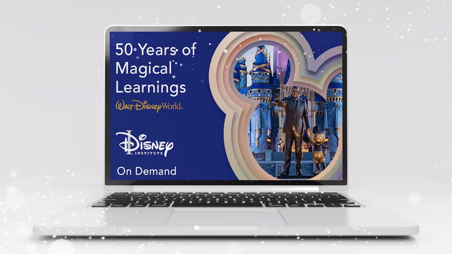 '50 Years of Magical Learnings from Walt Disney World Resort' from Disney Institute