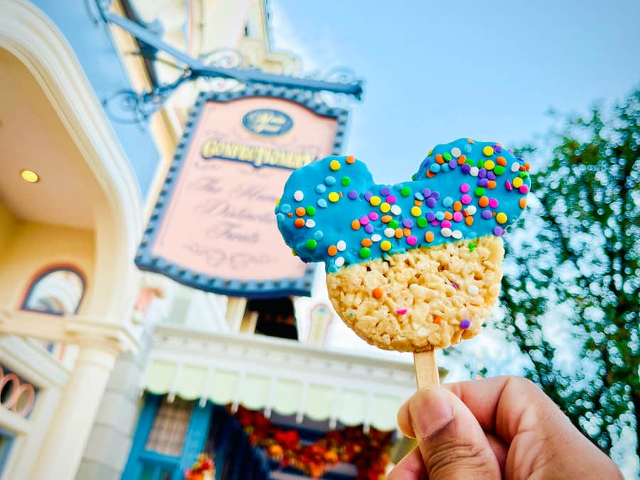 New delicacy from Magic Street Park's Main Street Confectionery