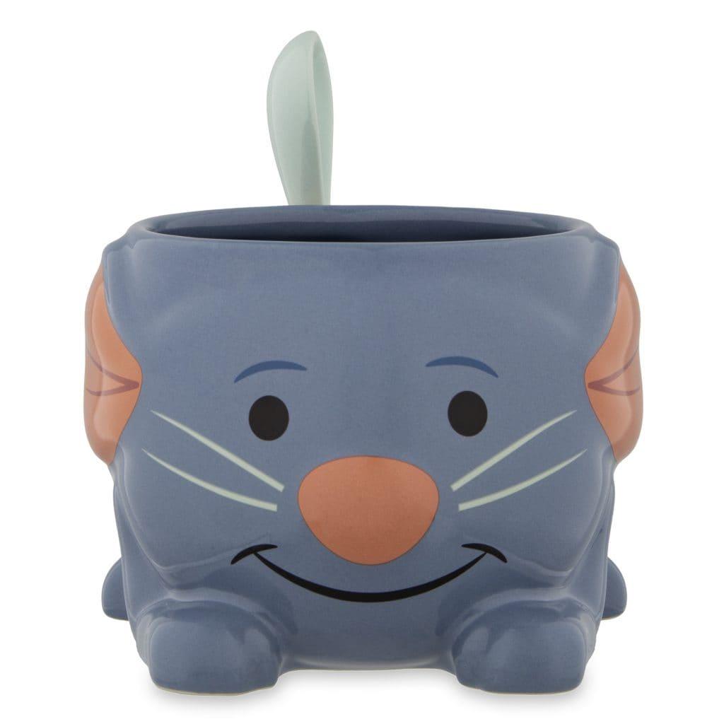 Sculpted character coffee mug