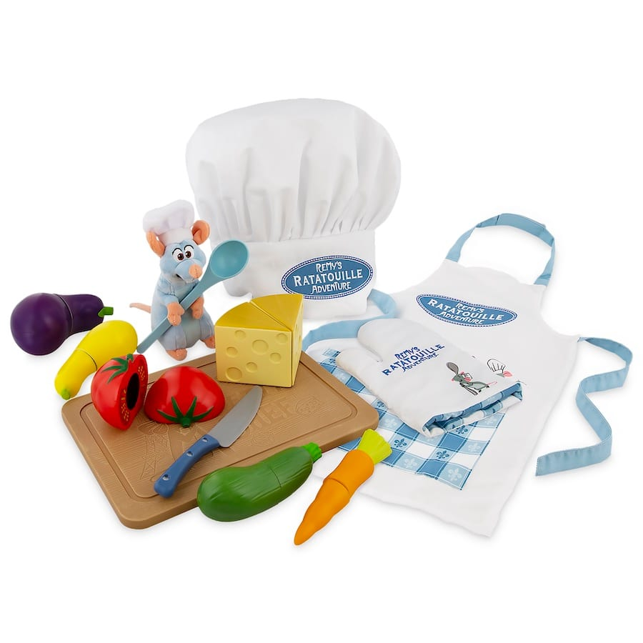 The Little Chef Playset