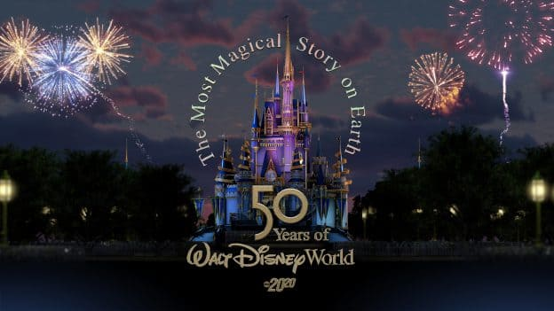 """""""The Most Magical Story on Earth: 50 Years of Walt Disney World"""" on ABC"""