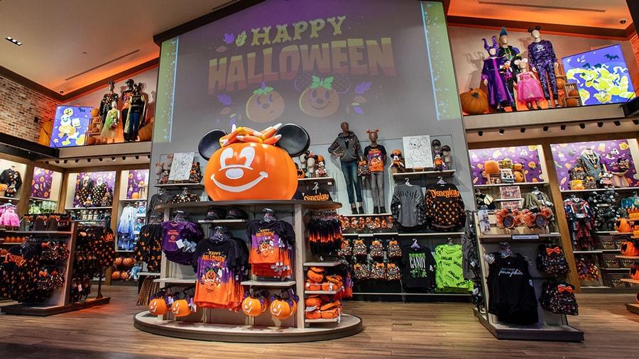 World of Disney Halloween Merchandise
