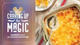 Graphic for Cooking Up the Magic: Empress Lilly Au Gratin Potatoes