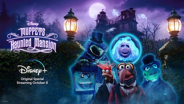 'Muppets Haunted Mansion' on Disney+