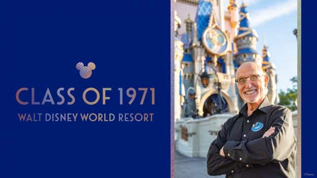 Walt Disney World Resort Class of 1971: Meet Forrest Bahruth