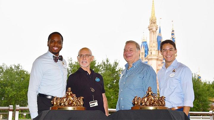 Forrest celebrates 50 years in Magic Kingdom