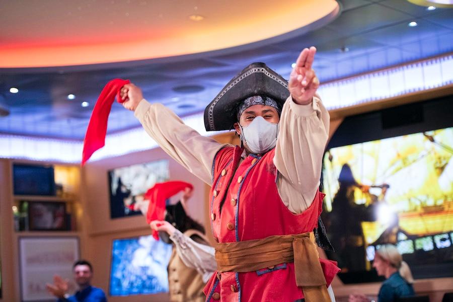 Entertainment on a Disney Cruise Ship