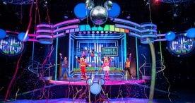 Disney Junior Dance Party returns to Disney California Adventure