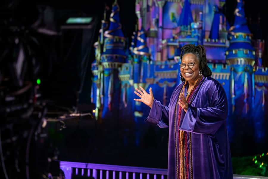 """Disney Legend and moderator of ABC's """"The View,"""" Whoopi Goldberg, hosts """"The Most Magical Story on Earth: 50 Years of Walt Disney World"""""""