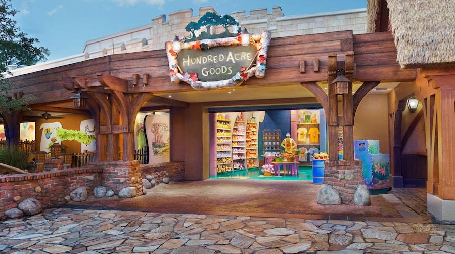 Hundred Acre Goods shop at Walt Disney World Resort