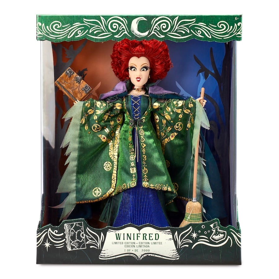 Limited Edition Winifred doll