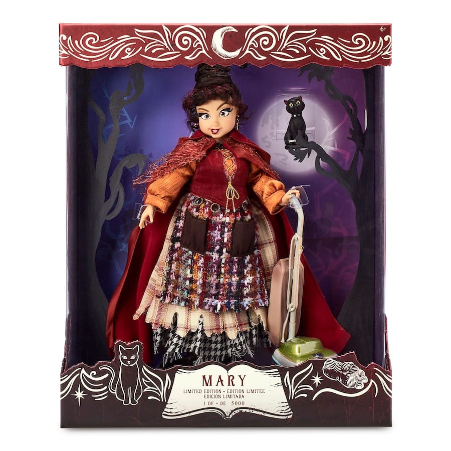 Limited Edition Mary doll