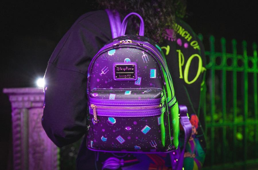 """Hocus Pocus"" Loungefly Mini Backpack"