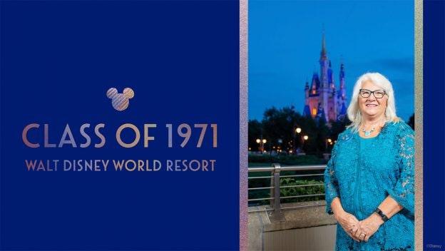 Walt Disney World Resort Class of 1971: Meet Pam Nelson