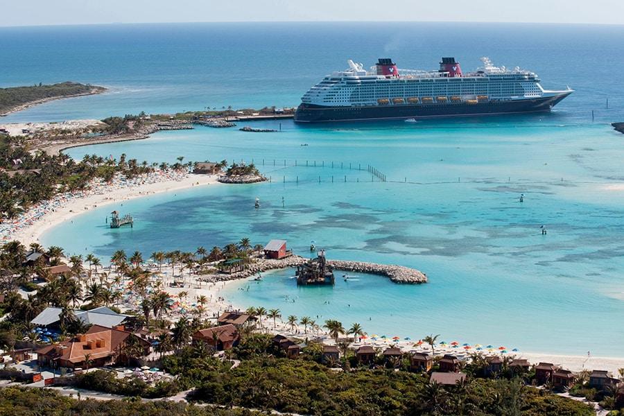 Disney Cruise Line at Castaway Cay
