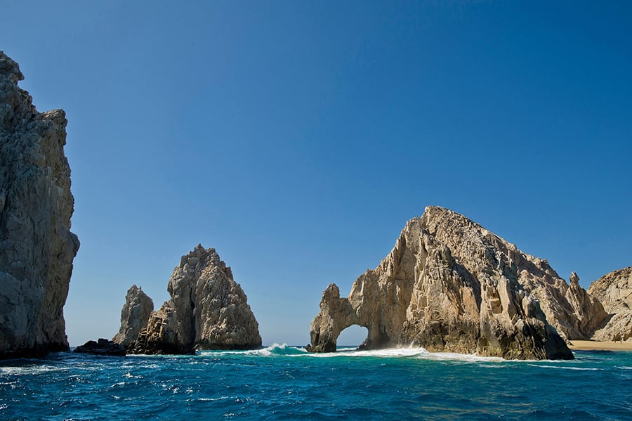 """Mazatlan, the """"Pearl of the Pacific,"""" filled with breathtaking natural wonders during Disney Cruise Line cruise"""