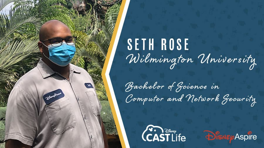 Seth Rose, Disney Aspire