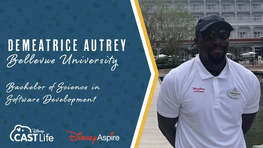 Demeatrice Autrey, Disney Aspire