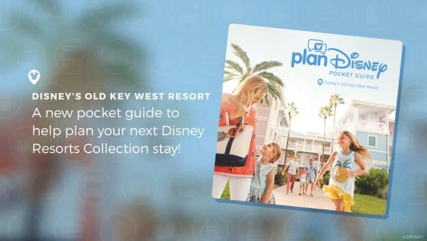 planDisney Pocket Guide for Disney's Old Key West Resort
