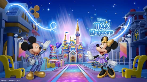 Disney Magic Kingdoms celebrates Walt Disney World Resort's 50th Anniversary