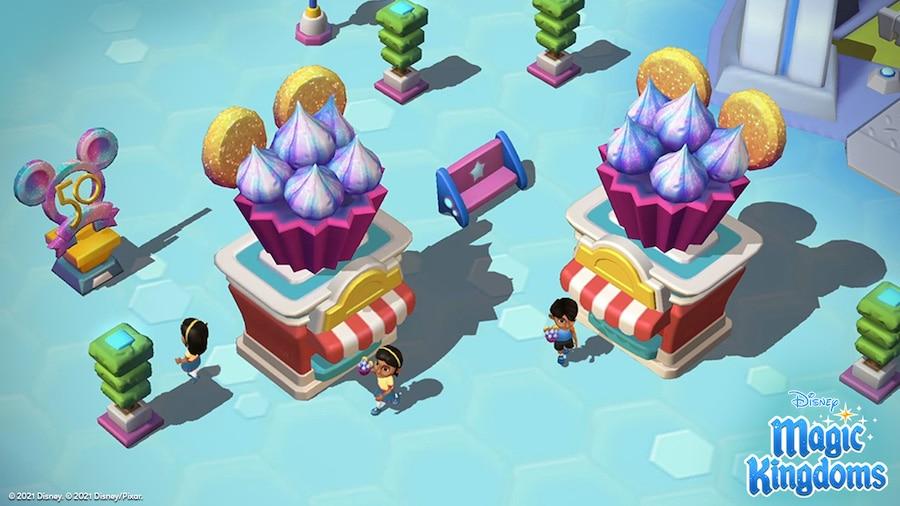 New features in Disney Magic Kingdoms