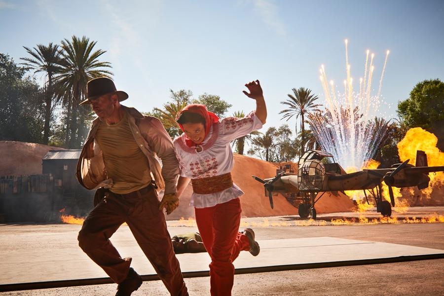 """Indiana Jones Epic Stunt Spectacular"" já tem data de reestreia"