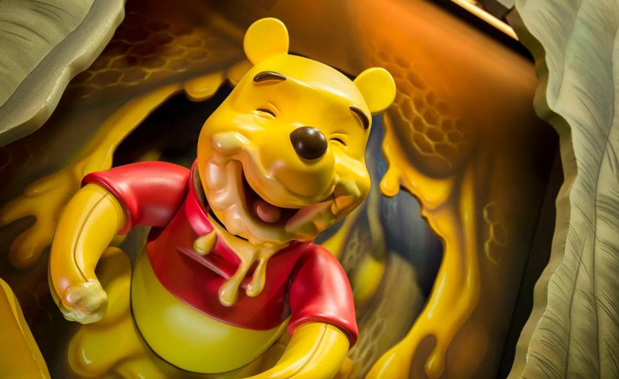 The Many Adventures of Winnie the Pooh at Hong Kong Disneyland Resort