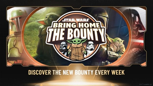 star wars bring home the bounty