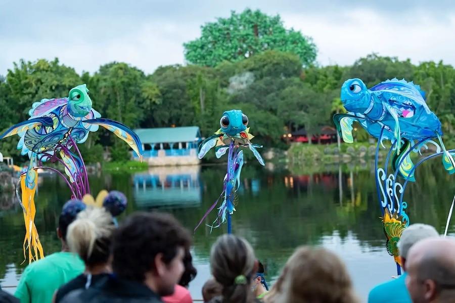 'Disney KiteTails' at Disney's Animal Kingdom Theme Park