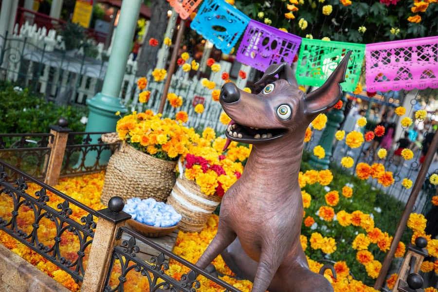 Family Square at Disney California Adventure Park