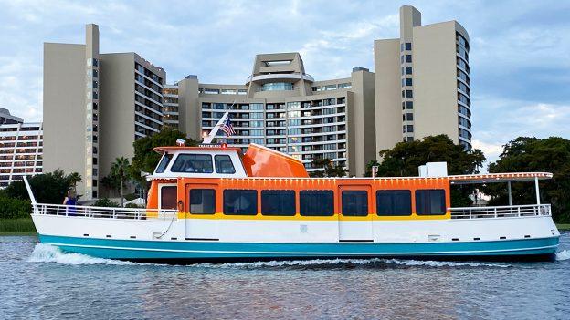 New Motor Cruiser Makes a Splash at Walt Disney World