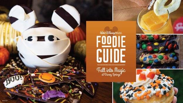 Disney Springs Fall 2021 Foodie Guide
