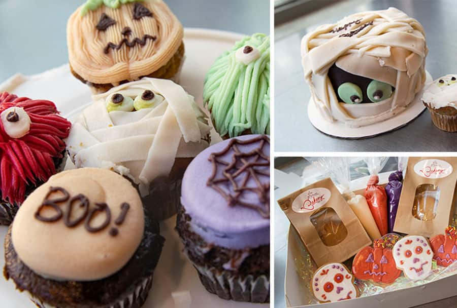 Fall foodie guide Disney Springs 2021 cupcakes and desserts