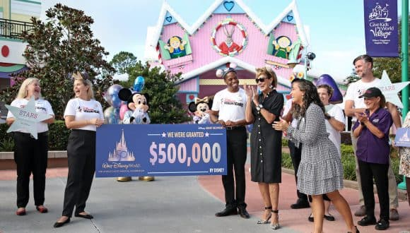 Disney donating grants to Give Kids the World