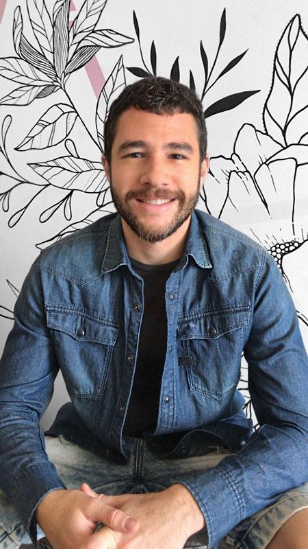 Designer Rafael Faria