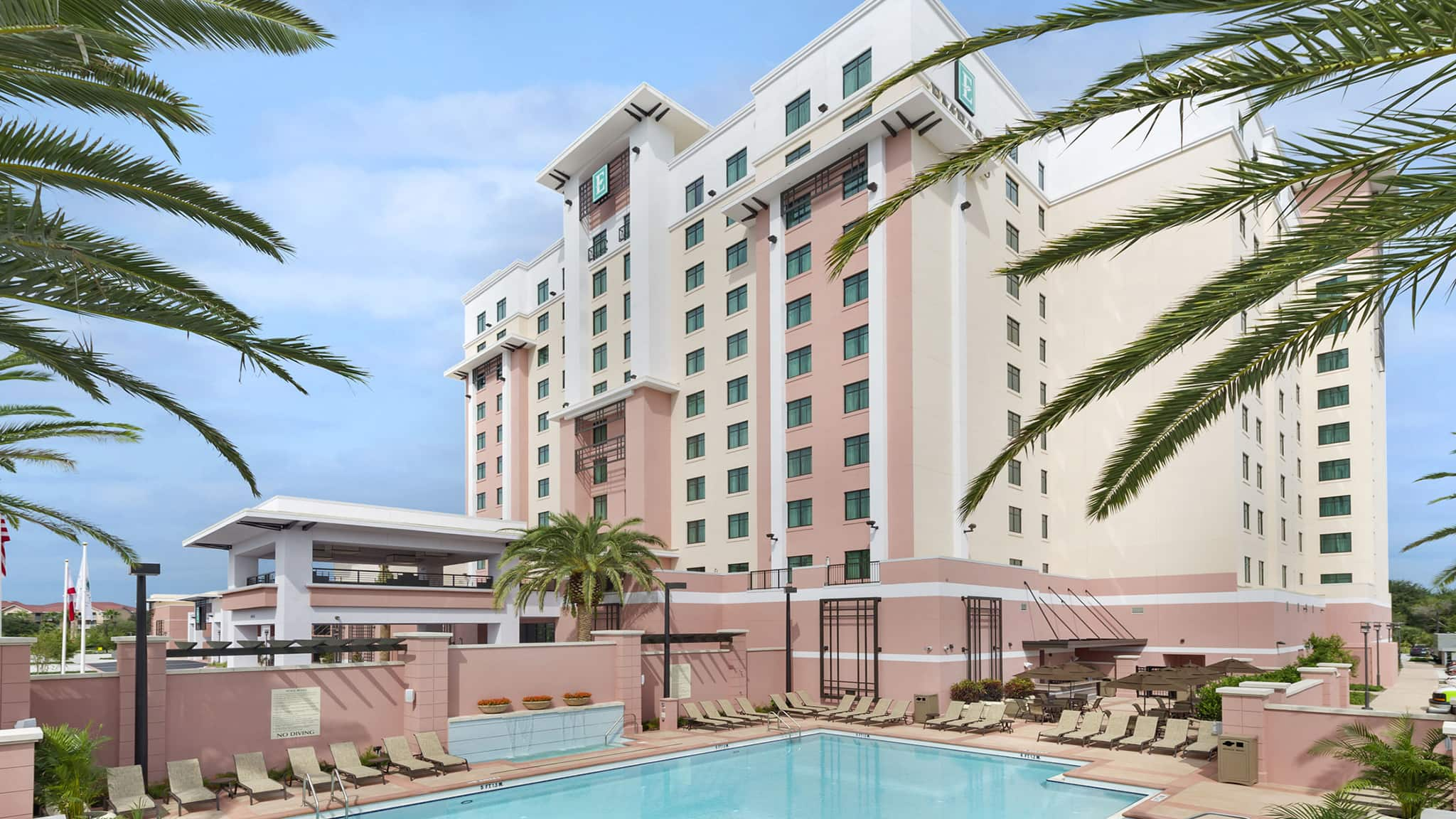Suites South Buena Embassy Lake Vista Orlando — XZlOuPiwTk
