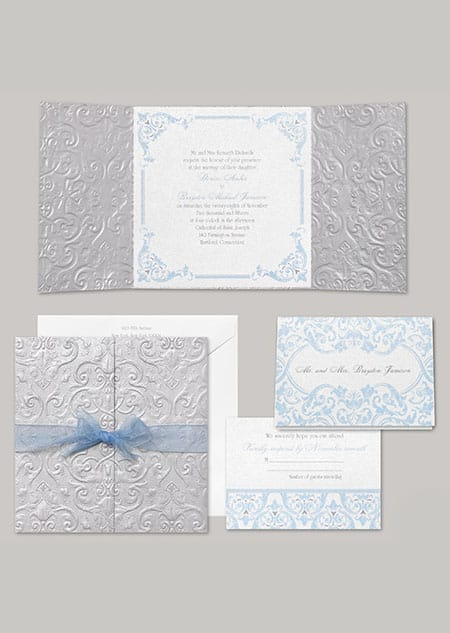 cinderella stationary happily ever after wedding invitations