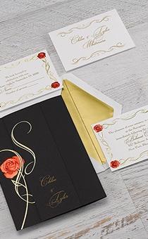 Disney Inspired Wedding Invitations Wedding Ideas