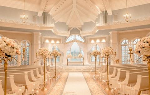 Florida Wedding Costs | Disney's Fairy Tale Weddings