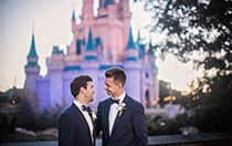 Magic Kingdom Portrait Session