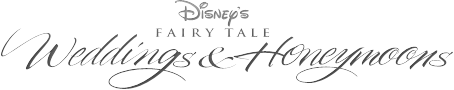 Disney Fairy Tale Weddings and Honeymoon