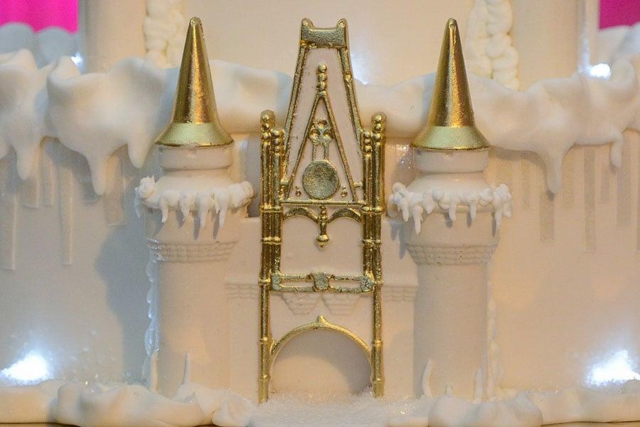Wedding Cake Wednesday Wintertime At Cinderella Castle