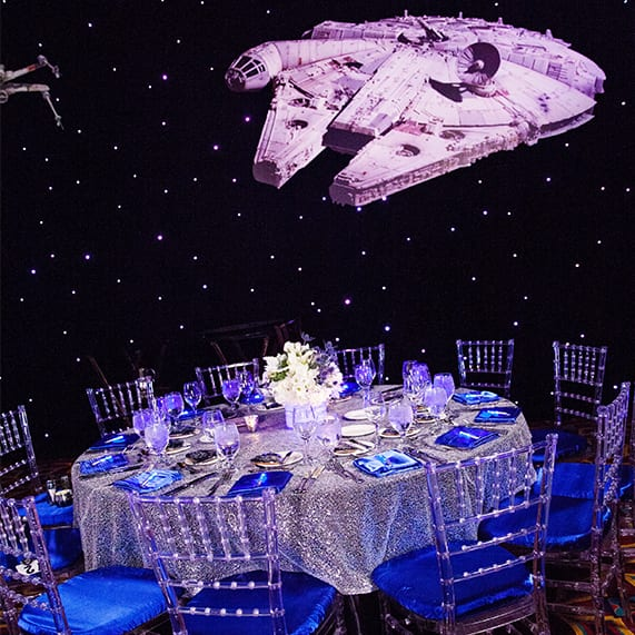 Disney Weddings May The 4th Be With You