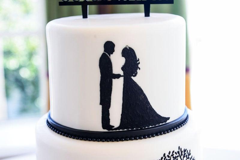 Wedding Cake Wednesday A Love Story Disney Weddings