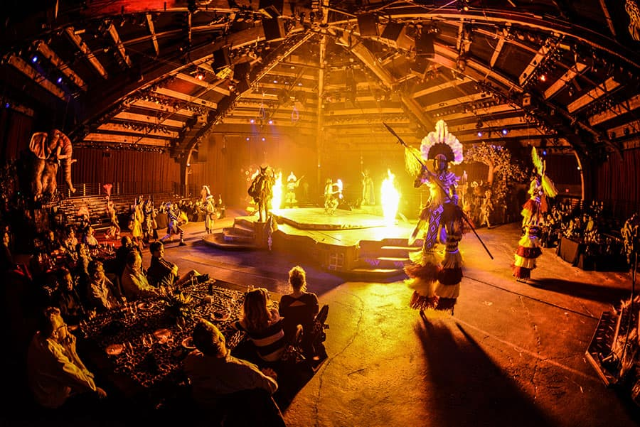 Adventurous Venue Options At Disney S Animal Kingdom Weddings